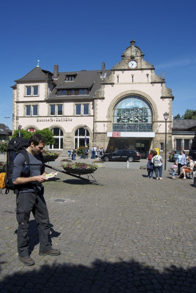 Ausgangspunkt: Bahnhof Bad Harzburg